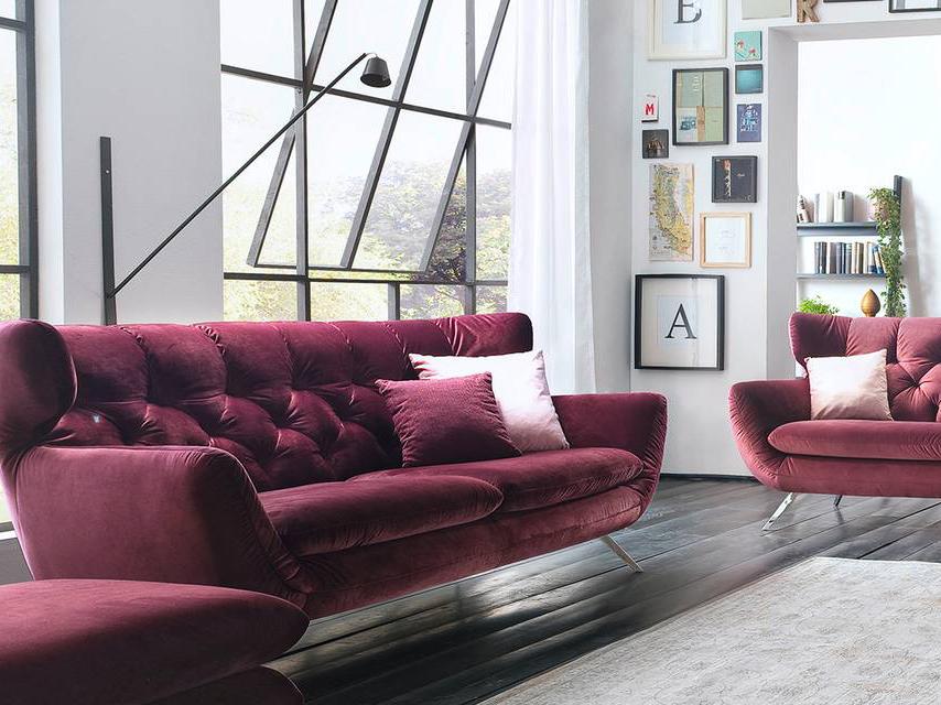 Candy Retro-Sofa Sixty